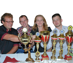 Ratownicy drogowi Automobilklubu Mieleckiego drużynowymi Vice-mistrzami Polski 2016