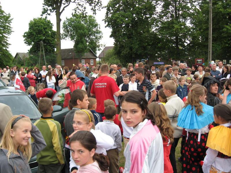 foto -Prezentacja szkół w Gminie Radomyśl Wielki