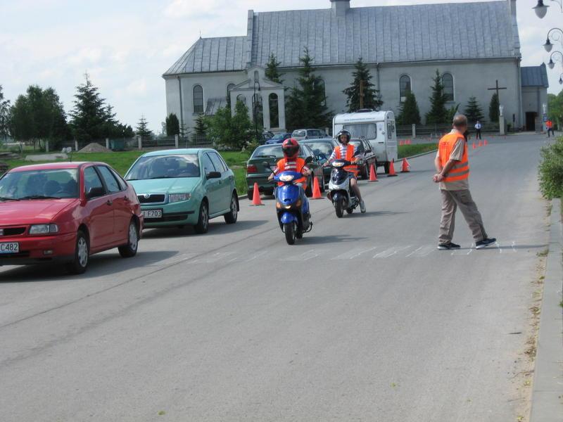 foto -Jak zdobyć kartę motorowerową  w Tuszowie Narodowym