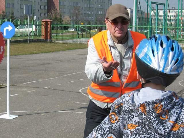 foto -Turniej Bezpieczeństwa w Ruchu Drogowym  - 2009