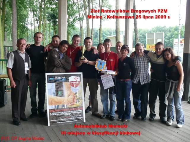 foto -II Zlot Ratowników Drogowych PZM