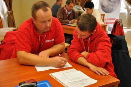foto -XII  Mistrzostwa Województwa Podkarpackiego w Ratownictwie Drogowym
