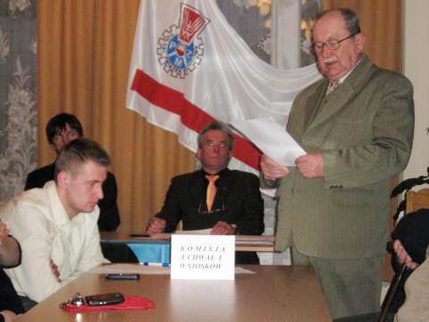 foto -Walne Zebranie Sprawozdawcze