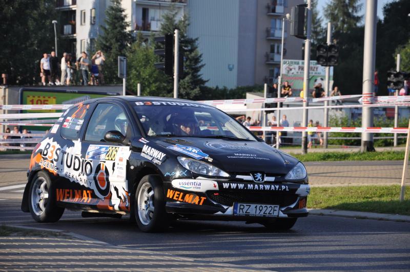 foto -37 Rajd Cieszyńska Barbórka
