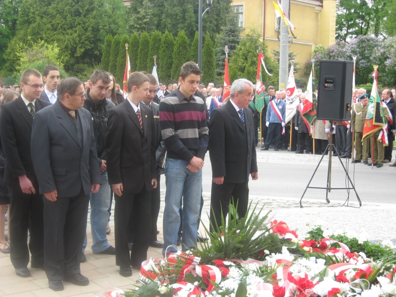 foto -220 rocznica Konstytucji 3 Maja.