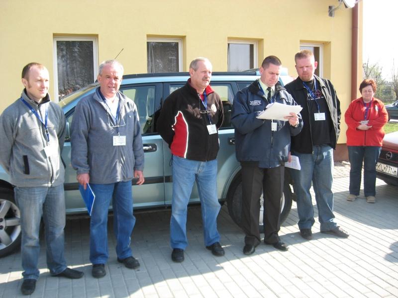 foto -8 Rajd Galicja z obsadą mieleckich sędziów i ratowników