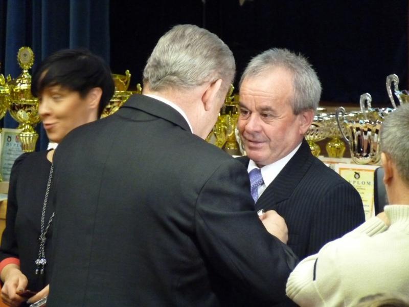 foto -Uroczyste podsumowanie sezonu sportowego Okręgu Rzeszowskiego za 2011 rok.