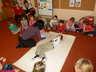 foto artykuł - Przedszkolak pomaga rannemu.