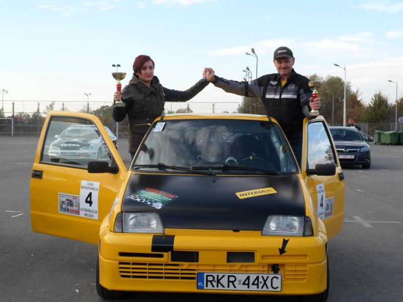foto -Wyniki  Rajdowych  Samochodowych  Mistrzostw  Mielca 2013.
