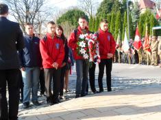 Fotografia do artykułu Biało - czerwony Dzień Niepodległości.