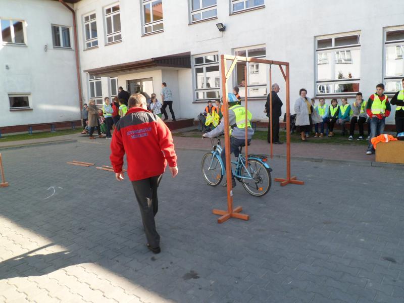 foto -Ruszyły Turnieje Bezpieczeństwa w Ruchu Drogowym.