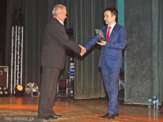 Fotografia do artykułu Prezydent Mielca nagrodził wyróżniających się mielczan!