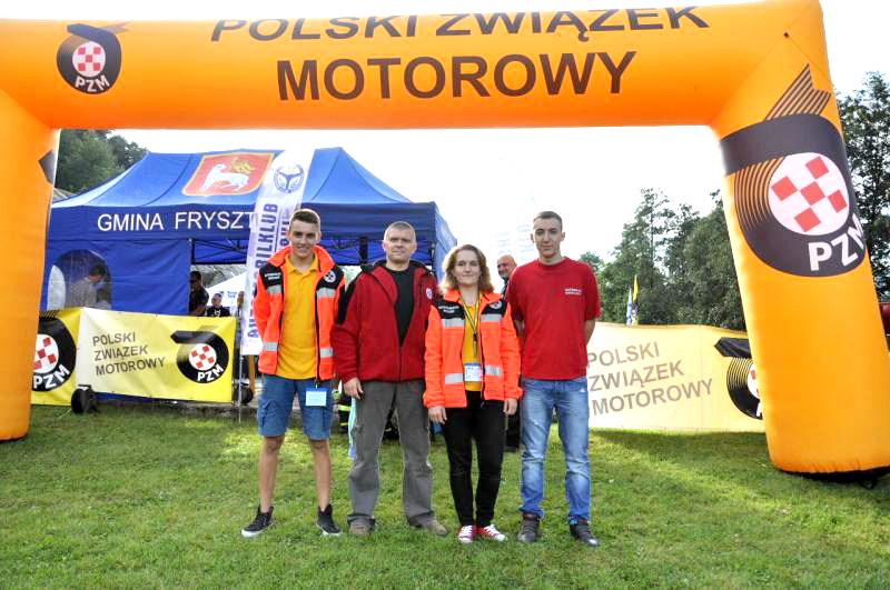 foto -Mielczanie najlepsi w ratownictwie drogowym! Zdominowali Mistrzostwa Podkarpacia Ratowników.