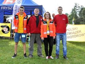 Fotografia do artykułu Mielczanie najlepsi w ratownictwie drogowym! Zdominowali Mistrzostwa Podkarpacia Ratowników.