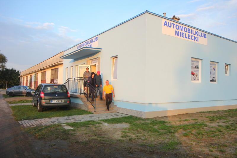 foto -Nowa siedziba, nowe możliwości Automobilklubu Mieleckiego.