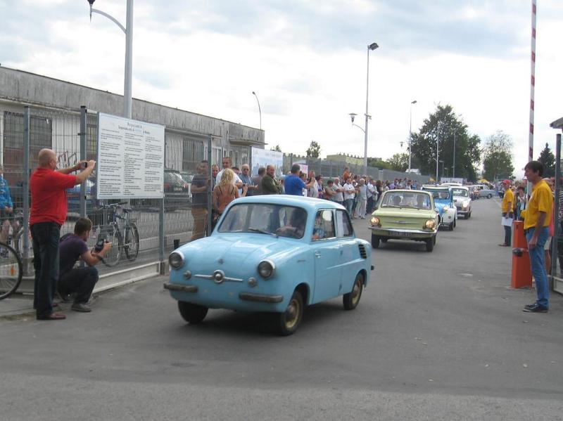 foto -Dzień pojazdów zabytkowych, Polski Driver It Day.