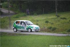 Fotografia do artykułu Rajdowe Samochodowe Mistrzostwa Podkarpacia  1. Rajd Rzeszowiak