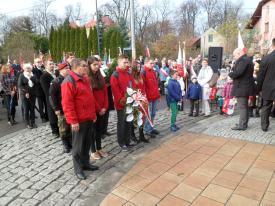Fotografia do artykułu 97 rocznica odzyskania niepodległości przez naszą Ojczyznę, Polskę.