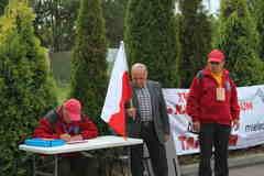 foto artykuł - XV  Rajd Mielecki na XX lecie Strefy