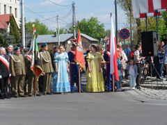 foto artykuł - Obchody Święta Konstytucji. 3 maj, ładny maj 2015r.