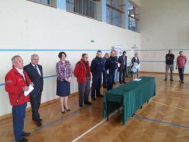 Fotografia do artykułu Szkoła Podstawowa w Złotnikach i Gimnazjum z Woli Mieleckiej z przepustkami do Turnieju Powiatowego