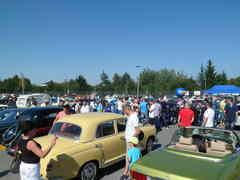 foto artykuł - V Zlot Pojazdów Zabytkowych.  Mielec 29 – 30 sierpień 2015 r. Dni Mielca z Automobilklubem Mieleckim