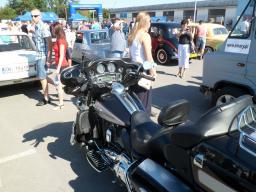 Fotografia do artykułu V Zlot Pojazdów Zabytkowych.  Mielec 29 – 30 sierpień 2015 r. Dni Mielca z Automobilklubem Mieleckim