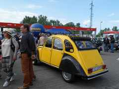 foto artykuł - Mielecki piknik motoryzacyjny.