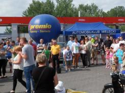 Fotografia do artykułu Mielecki piknik motoryzacyjny.