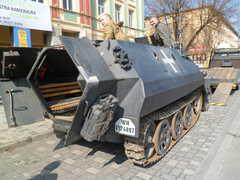 foto artykuł - Historia echem wystrzałów pisania - wystawa broni kolekcjonerskiej.