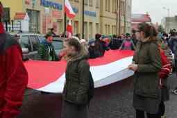 foto artykuł - Nasze, Mieleckie Narodowe Święto Niepodległości.