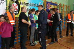 foto artykuł - Kolejny Turniej feryjny w Szkole Podstawowej w Przecłwiu.