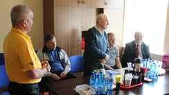 foto artykuł - Spotkanie robocze Komisji Sportu i Rekreacji RM Mielca z Zarządem i Członkami Automobilklubu Mieleck