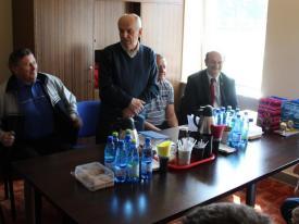 Fotografia do artykułu Spotkanie robocze Komisji Sportu i Rekreacji RM Mielca z Zarządem i Członkami Automobilklubu Mieleck