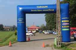foto artykuł - Ostre słońce, wysoka temperatura powietrza i samego XVI Rajdu Mieleckiego – TARGUM.