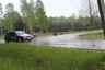 foto artykuł - W deszczu, słońcu i znowu w deszczu walczyli kierowcy KJS-u Targum w Niwiskich.
