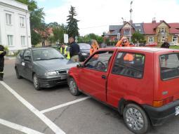 foto artykuł - Zlot Ratowników Drogowych. I Runda Mistrzostw Podkarpacia w Ratownictwie Drogowym PZM Mielc 2016