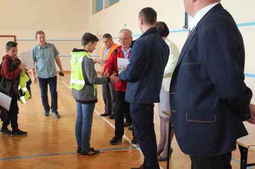 foto artykuł - Turniej Gminny Bezpieczeństwa w Ruchu Drogowym.