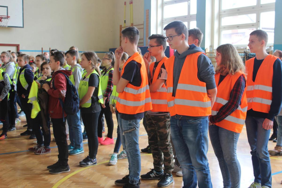 foto -Turniej Gminny Bezpieczeństwa w Ruchu Drogowym.