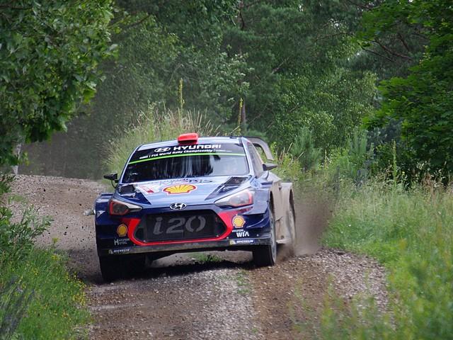 foto artykuł - Mistrzostwa Świata WRC. 74 Rajd Polski w Mikołajkach.