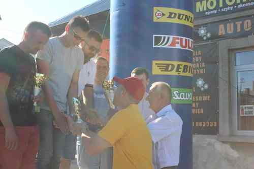 foto artykuł - Zieliński i Chlebowski  rozjechali  Puchar Burmistrza Miasta Przecławia