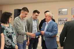 foto artykuł - Walne Zebranie Sprawozdawcze Automobilklubu Mieleckiego i absolutorium dla Zarządu Klubu.