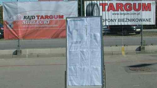 foto artykuł - Wystartował XVIII Rajd Mielecki – TARGUM