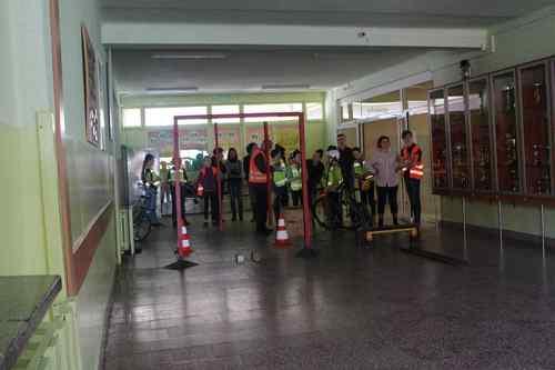 foto artykuł - Turnieje Bezpieczeństwa w Ruchu Drogowym rozpoczęte.
