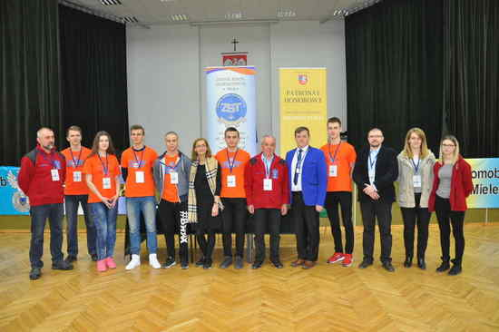 foto artykuł - Powiatowy Konkurs Pierwszej Pomocy Przedmedycznej Szkół Gimnazjalnych