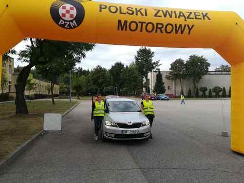foto artykuł - Wicemistrzostwo Polski w Ratownictwie Drogowym PZM dla Weroniki Czerwińskiej i Karoliny Sadlej-Zdun