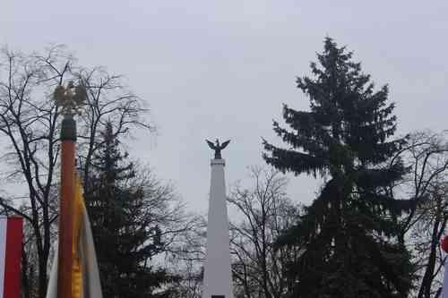 foto artykuł - 101 rocznica odzyskania naszej Niepodległości.