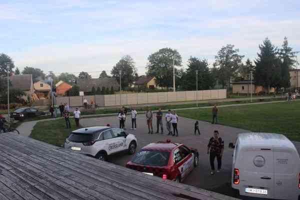 foto artykuł - Rajd Mielecki TARGUM o puchar Wójta Gminy Czermin dojechał do mety.