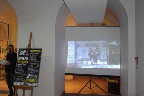 foto artykuł - Drugi dzień z WOŚP w Mielcu.