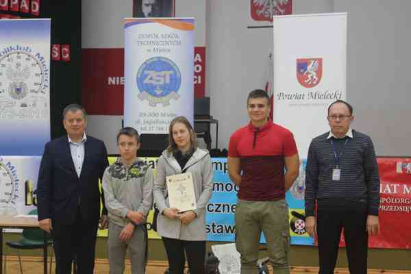 foto artykuł - Finał VIII Powiatowej Olimpiady Pierwszej Pomocy Przedmedycznej w szkołach  ponadpodstawowych.